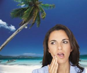 dental implant abscess